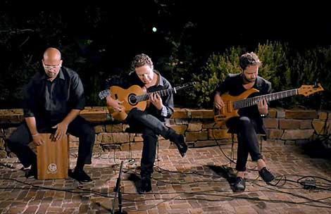 An Evening of Flamenco with the Adam del Monte Trio - September 10th
